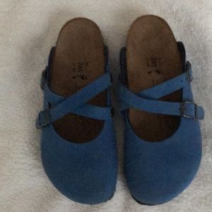 Birkis  Dorian made in Germany size 8 in blue